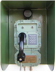Flame Proof Explosion Proof Telephone Intercom System